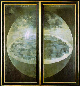 The Bosch triptych