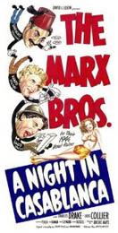 The Marx Bros - A Night in Casablanca